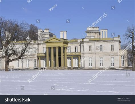 Address Lookup Hamilton Ontario Dundurn Castle Hamilton Ontario Winter Stock Photo 47334214