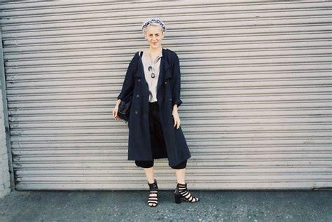Lq Dress Strect batchelor oasap stylish coat with shoulder pads lq shop high waist stretch vegan