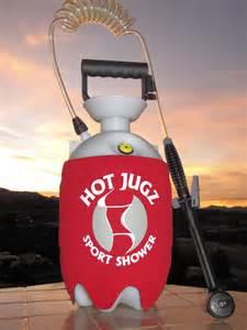 jugz portable outdoor shower san diego ca