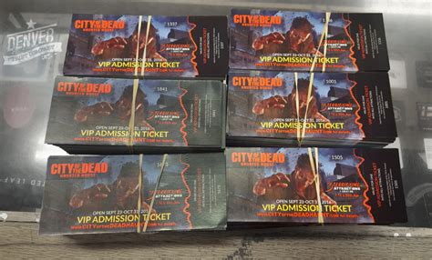city of the dead haunted house city of the dead haunted house tickets denver printing company