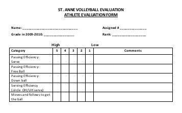 sle instructor evaluation form basketball tryout evaluation form best basketball 2017