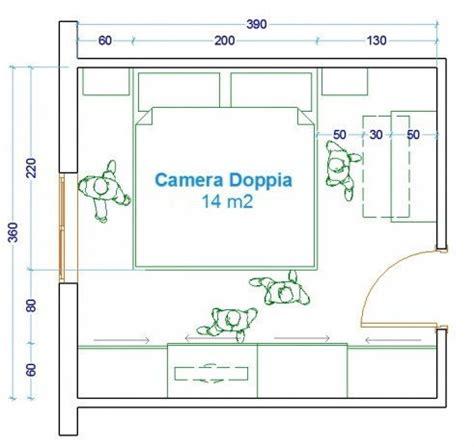 superba Misure Camera Matrimoniale #1: esempio-arredamento-camera-matrimoniale-14-mq-c.jpg