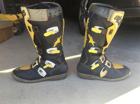 alpinestars tech 8 boots alpinestars tech 8 tech 5 boots for sale bazaar