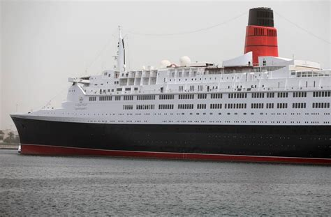 emirates queen commercial famed queen elizabeth 2 ship now a floating hotel in dubai