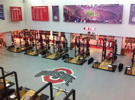 Of Michigan Rooms by Arms Race Photos Of Top Weight Rooms In College Football