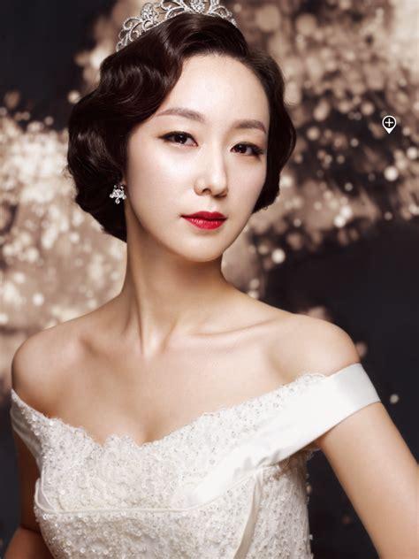 Make Up Korea korean hair make up style korean wedding photo ido