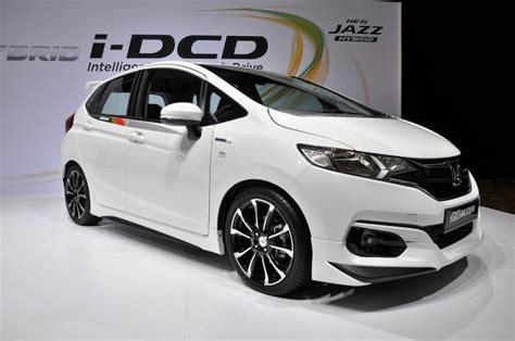 Honda All New Jazz 2017 an insight into the new honda jazz hybrid autoworld my