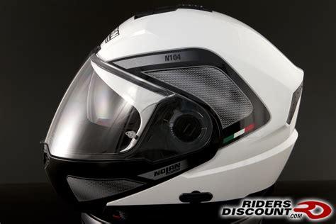 Helm Nolan N104 Nolan N104 Modular Helmet Triumph675 Net Forums