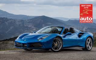 best new cars for 2016 quot auto illustrierte best cars of the year 2016 quot