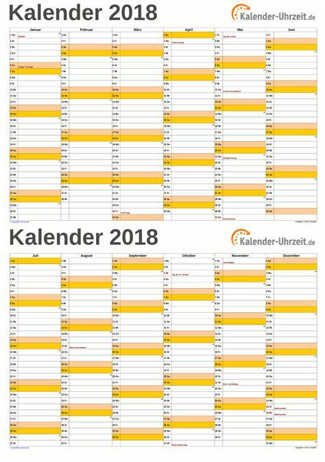 Calendar 2018 Q1 Excel Kalender 2018 Kostenlos