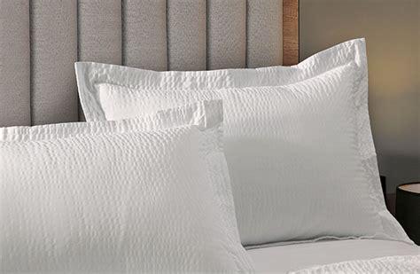 textured pillow sham shop decorative linens