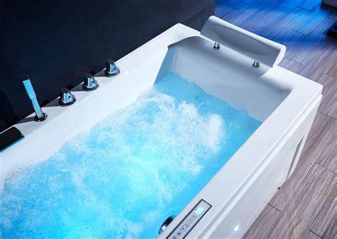 baignoire balneo whirlpool baignoire baln 233 o 2 places rectangulaire