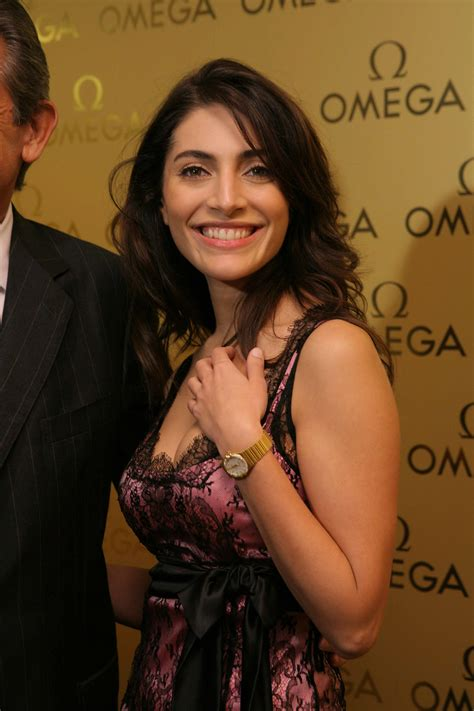 Caterina Murino New Bond by Omega Boutique Bond Watches