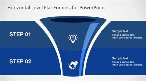 Free Flat Funnel Powerpoint Template Slidemodel Slidemodel Free Templates