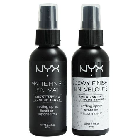 Nyx Makeup Setting Spray nyx makeup setting spray
