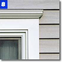 exterior window trim home depot vinyl crown molding kit for windows also available from