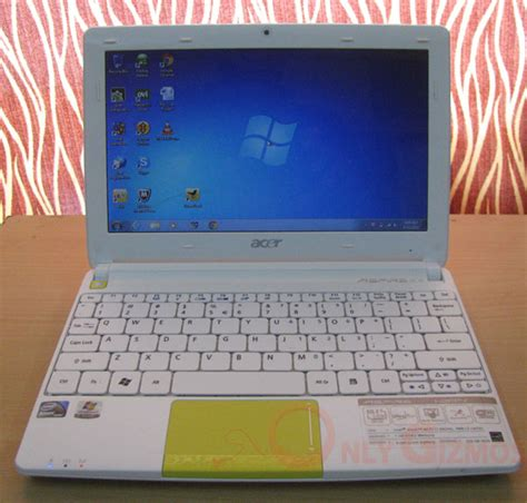 Keyboard Acer Aspire One Happy2 N57c og review acer aspire one happy 2 netbook