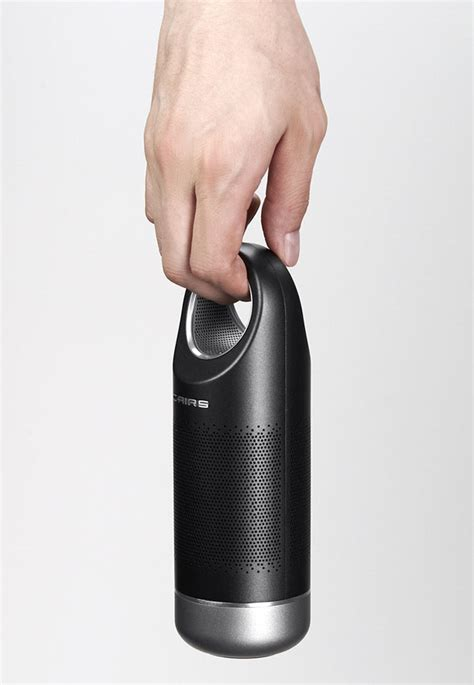 personal air purifier by seungwoo tuvie