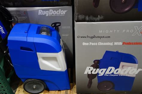 Rug Doctor X3 Price by Costco Sale Rug Doctor Mighty Pro X3 Carpet Cleaner