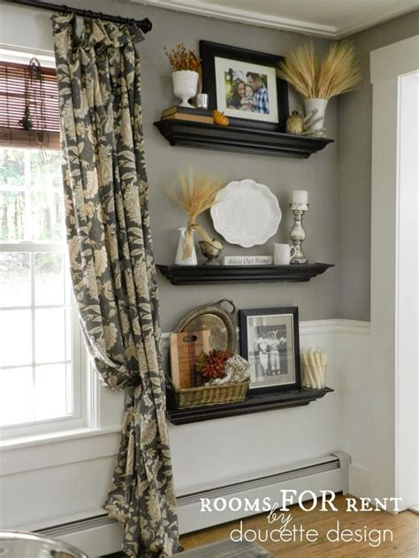 wall shelves decorating ideas best 25 decorating wall shelves ideas on farm style kitchen diy shelves for walls