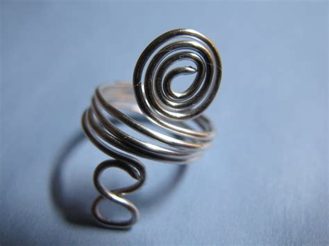 Handmade Ring Designs - s designs handmade wire jewelry silver wire