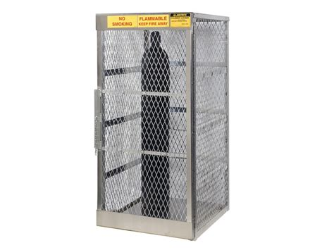 outdoor fuel storage cabinets gas cylinder cabinet outdoor storage 10 cylinders