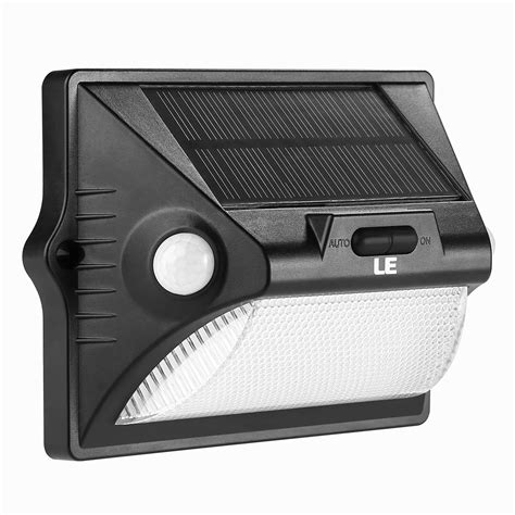 solar wall light with motion sensor 12 leds solar pir motion sensor wall light with rgb color