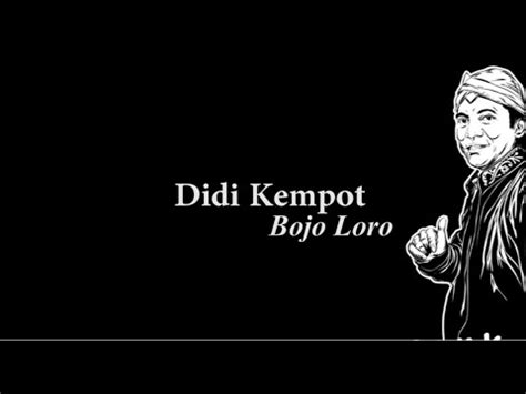 Download Mp3 Didi Kempot Terminal Tirtonadi Versi Jawa | download lagu didi kempot tanjung perak mp3 4 48 mb