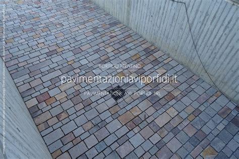 posa piastrelle a correre posa porfido lastre pavimento in porfido piastrelle a