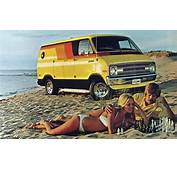 Days Of The Shaggin Wagon A Look At 1970s Custom Vans