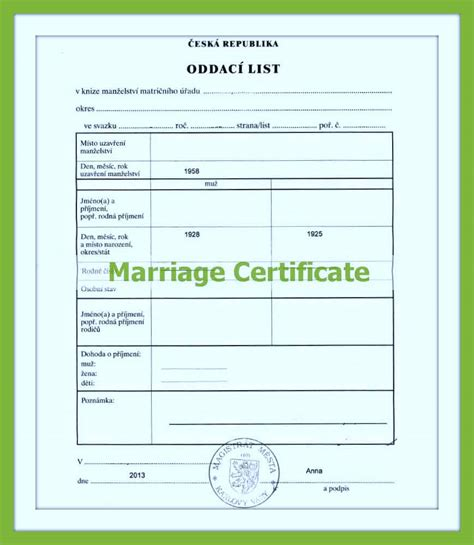 marriage certificate translation from to template certification letter certified translation birth