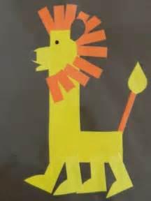 preschool letter l preschool craft ideas