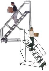 specialty ladder warehouse ladders
