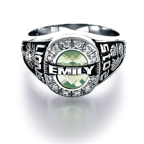 Class Rings by Custom Class Ring From Jostens Achiever Class Ring