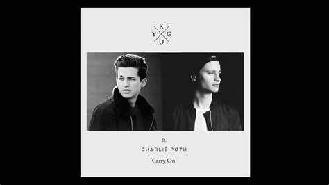 charlie puth on me kygo ft charlie puth carry on for you new youtube