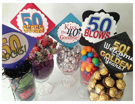 50th birthday centerpieces ideas best 25 50th birthday centerpieces ideas on