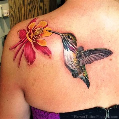 columbine tattoo 32 best columbine flower tattoos