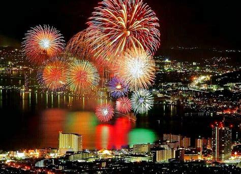 united states new year traditions 5 festival pirotecnici giapponesi da non perdere animeclick