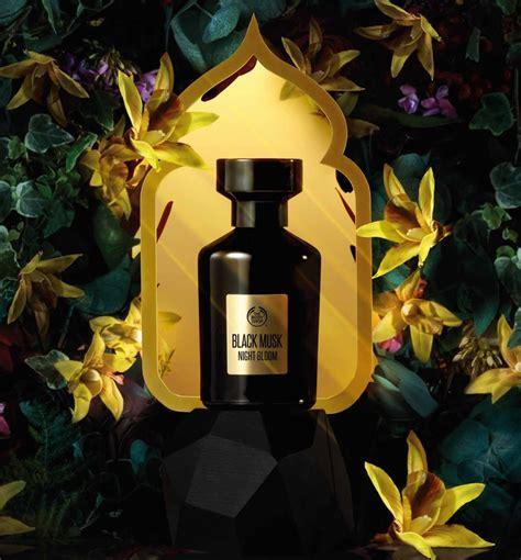 Black Musk The Shop the shop black musk bloom new fragrances