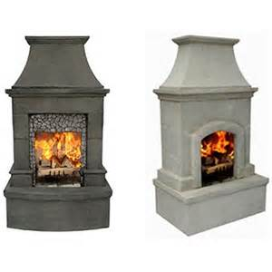 Wood Propane Fireplace Products