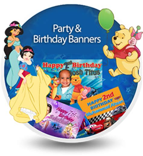 party themes umhlanga bannerxpert themed birthday and party banners durban
