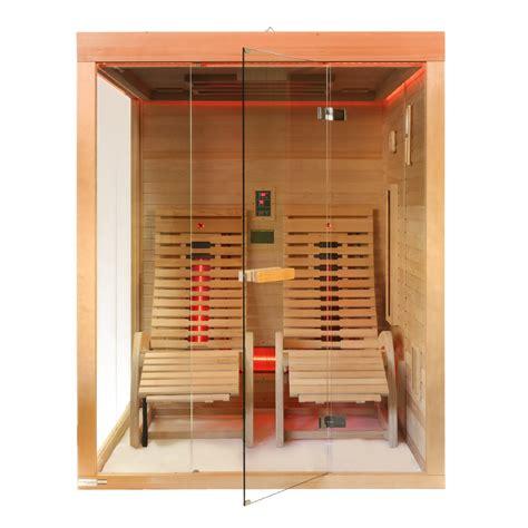 Sauna Infrarotkabine by Infrarotkabine Sauna Zanier Lounger G 252 Nstig Kaufen Bei