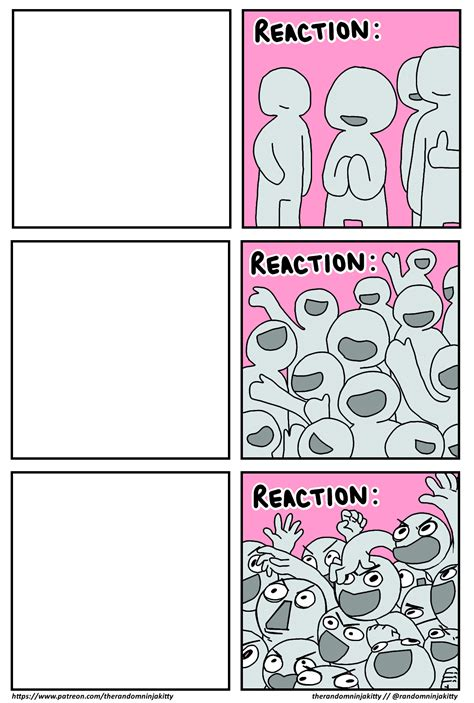 meme generator crowd reaction comic drake newfa stuff