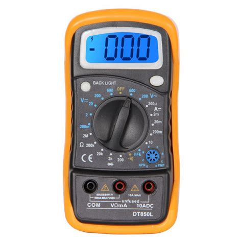 capacitor digital multimeter digital multimeter cl meter ac dc voltage capacitor resistance tester ga ebay