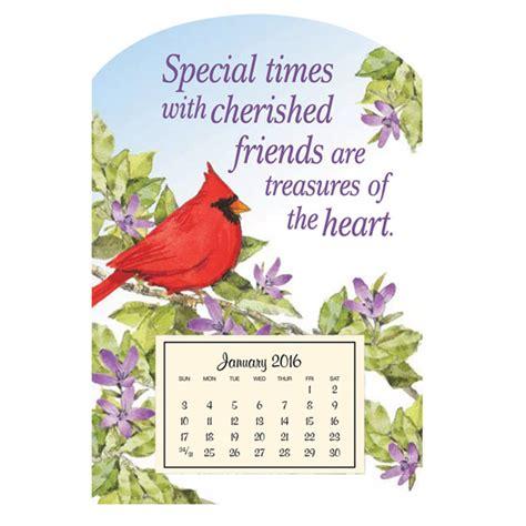 Cardinal Calendars Mini Magnet Calendar With Cardinal Calendars Kimball