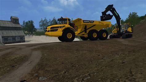 Tp Big fs 15 volvo a40g fs v 2 0 volvo mod f 252 r farming simulator 15