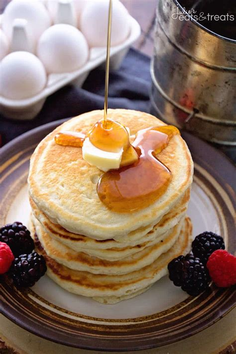 Handmade Pancakes - easy pancakes recipe julie s eats treats