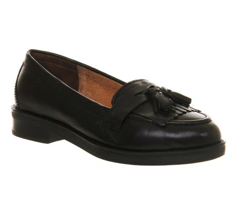 office black loafers office terrific loafer black leather flats