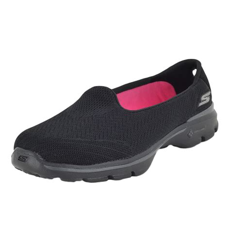 Skechers Go Walk City 3 Original heel height