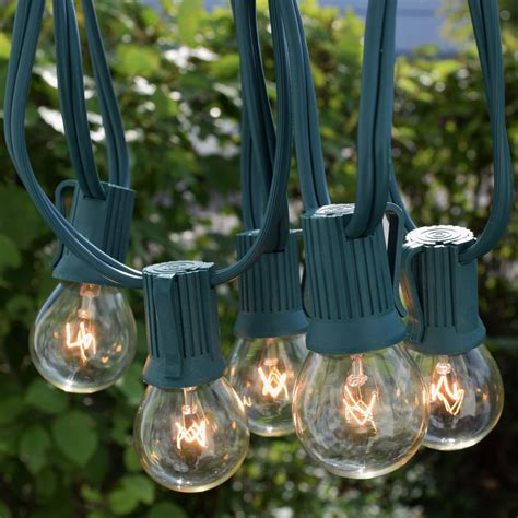 commercial globe string lights commercial grade globe lights oogalights